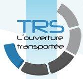 Logo TRS pour le transport de store banne