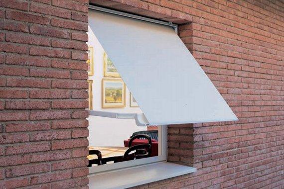 stores bannettes à projection ou stores latéraux - Ici Store